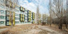 METU Graduate Students Guesthouse  / Uygur Architects