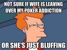 gambling humor