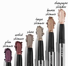 Julep Eyeshadow Stick.These are pretty colors!