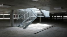 Office Building for a Steel Company - Linz Germany 0 Dietmar Feichtinger Architects