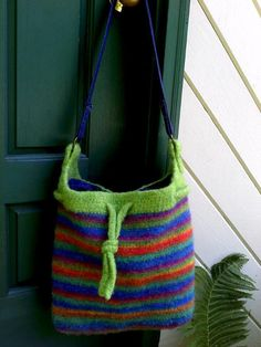 (4) Name: 'Crocheting : College Tote