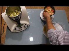 Receta de pisto con thermomix - YouTube
