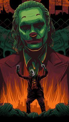 Joker wallpaper collection for phone Joker Comic, Joker Pics, Joker Art, Batman Art, Joker Cartoon, Funny Joker, Batman Joker Wallpaper, Joker Iphone Wallpaper, Joker Wallpapers