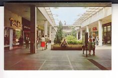 Lloyd Center in Portland. Better design. I use to shop there when it was open air.