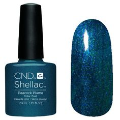 CND Shellac Peacock Plume (Contradiction Collection 2015)