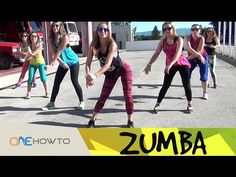 Zumba Dance Fun Beginners Dance Workout For Weight Loss At Home Cardio Exercise Dance Routine - YouTube