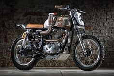 Dirty Duck Continental GT  Royal Enfield UK