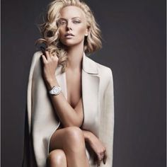 Sexy Charlize Theron for Dior