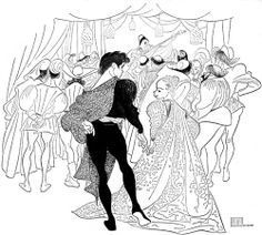 Al Hirschfeld Sketches Through the Current New York Theater Lineup: Part I - Photo Flash - Dec 3, 2013