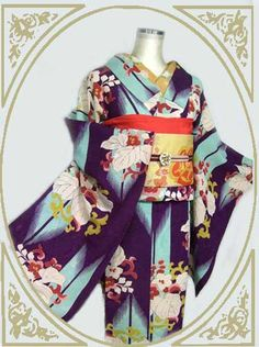 アンティーク着物 : 乙女なキモノ