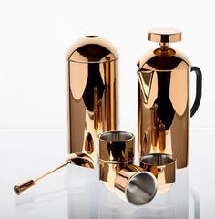 Last-minute gift ideas: Cafetiere Set, £270 from The Tom Dixon Shop