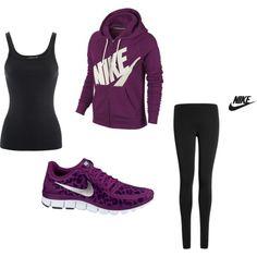 """Woman's """"sporty"""" fashion"""