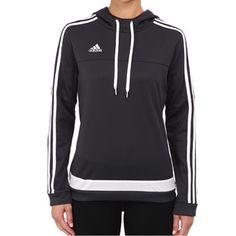 Adidas Trio hoodie NWT. Super trendy. Adidas Sweaters Crew & Scoop Necks