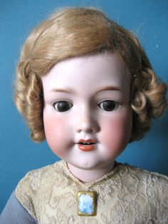 For-Heather-28-Armand-Marseille-390-A-10-M-Bisque-Socket-Head-Doll-Germany
