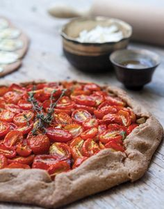 Savory Tart Recipes - Make the Most of Summer Produce