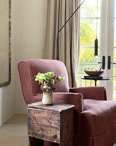 "Briggs Edward Solomon on Instagram: ""Interior by Briggs Edward Solomon"" Accent Chairs, Interior, Kitchen, Solomon, Nooks, Furniture, Home Decor, Instagram, Upholstered Chairs"