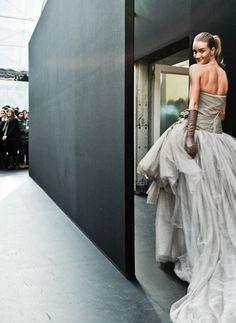 Rosie Huntington Whiteley in Louis Vuitton
