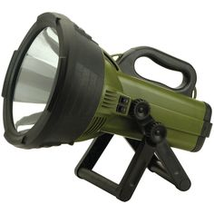 Cyclops 18 Million Candle Power Watt Spotlight Flashlight Handheld Rechargeable  Price:US US $89.60
