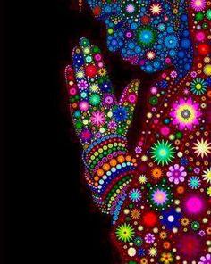 Aa cores da oração só são vistas por um coração que vai além do preto e branco