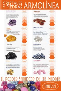 Propiedades Armonizadoras de los Minerales