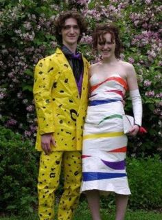 Click through for a slideshow of awful prom photos (all sent in by the perpetrators themselves).