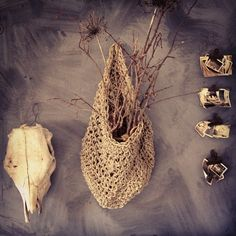 handmade flax baskets mrandmrscharlie.com