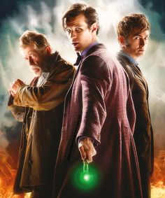 Day of the Doctor (via areyoumarriedriver) <---- this is GORGEOUS
