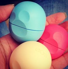 Disney EOS Balm. We have EOS at my pharmacy but I think it would be really cool if we could get the Disney ones!