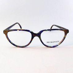 b1407967e8c METROPOLIS - italian sunglasses - womens sunglasses - vintage frame -  one-of-a-kind - cat eye glasses - lunettes