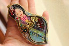 Maiko by Fantasiria, Gheisha doll