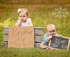 "My three year old granddaughter sometimes feels like this with her baby brother.  Until he gives her a ""huff"" (hug)."