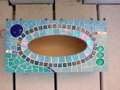 Mirror mosaic by melandyne on Etsy