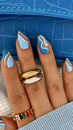 Classy Nails, Stylish Nails, Mani Pedi, Manicure And Pedicure, Spring Nails, Summer Nails, Swag Nails, My Nails, Girls Night Out Outfits