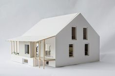 toito architekti: Dom R
