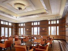 Mezzanine Lounge in Reynolds Hall at The Smith Center - Las Vegas, NV