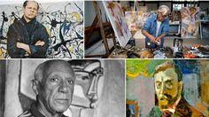 Spettacoli: #L'ARTE DELLA #RIVALITA' - FINALMENTE POLLOCK È MORTO ORA SONO IO IL NUMERO 1 - COSÌ ... (link: http://ift.tt/2n6fjdw )