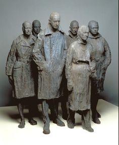 Nasher Sculpture Center > Visit > Plan a Visit Modern Art Sculpture, Bronze Sculpture, Wood Sculpture, George Segal, Art Test, Cast Art, Figurative Art, Contemporary Artists, Rush Hour