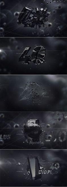 htc 'EVO Date: Duration: Type: Intro movie Client : htc Tool:Adobe After effect, Maxon Cinema Work Period: Work: Concept, Design, Motion, Project Management Layout Design, Web Design, Creative Design, Graphic Design, Site Design, Motion Design, Cinema 4d Tutorial, Ex Machina, Cg Art