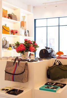 Chatting with handbag designer Clare V.