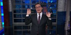 Stephen Colbert Is Here to Give President Donald Trump a Refresher on the Constitution