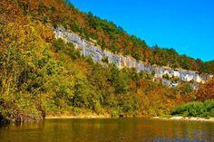 Chalk Bluff - Jacks Fork River