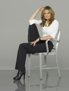 Stana Katic- Castle - Season Six
