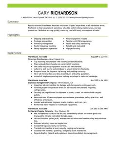 Resume Examples Over 10 Years Experience Resumeexamples