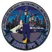 Police Officer: AMERICAN SUPERHERO (Large) PATCH Police Officer: AMERICAN SUPERHERO (Large) PATCH [HP-8471] - $20.00 : Hat n Patch, Military Hats, Patches, Pins and more