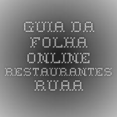 Guia da Folha Online - Restaurantes - Ruaa Tem hamburger vegetariano de grão de bico