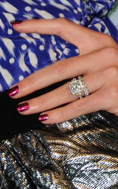 147 Best Celebrity Engagement Rings Images Celebrity Engagement