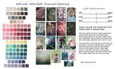 Sof Summer Color Palette