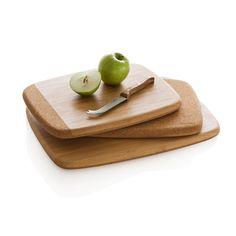 Bamboo Cutting Board - Hybrid Cutting Board - medium & large