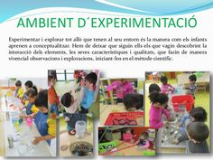 Presentació ambients claustre Reggio Emilia, Creative Area, Mood Boards, Montessori, Activities For Kids, Children, Infants, Learning Environments, Animals Of The Rainforest
