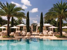 """As Central Florida's only AAA Five Diamond Award property, the Four Seasons Resort Orlando is """"a hotel stay on an entirely new level,"""" says one reader. Set on 26 acres within Walt Disney World Resort property, the Four Seasons offers a secluded escape in the middle of the action. Guests enjoy free transportation to Disney parks, Disney character breakfasts, complimentary childcare, and views of the nightly Magic Kingdom fireworks from guest balconies and the rooftop of Capa, the on-site…"""